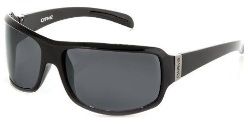 frothdog polarized black - carve sunglasses