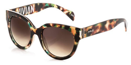 vivian non polarized carve sunglasses