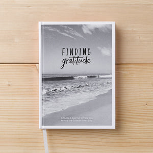 Finding Gratitude - Prompted journal