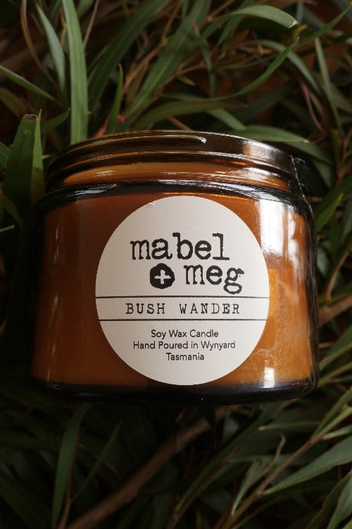 mabel + meg bush wander xl candle