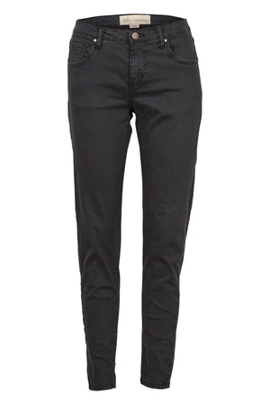 lifestyler pant - pewter and charcoal
