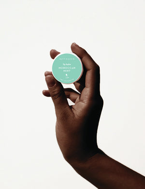 Moroccan Mint Lip Balm by Butt Naked