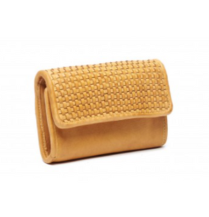 mira mustard coloured wallet