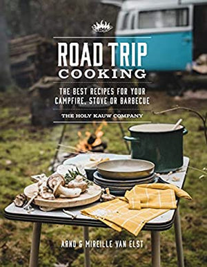 Road Trip cooking book
