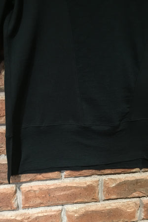 Spliced Panel Shirt