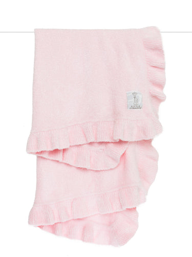 Dolce Ruffled Blanket - MORE COLORS