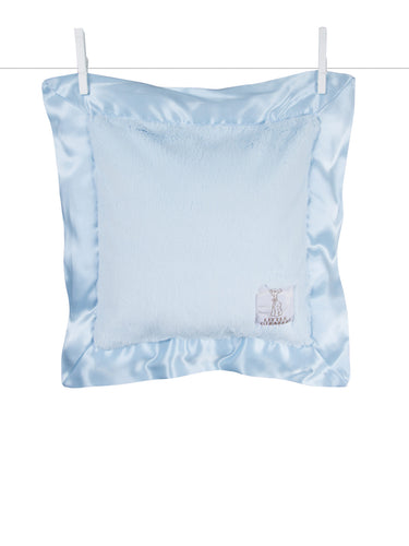 Luxe Baby Pillow - Blue