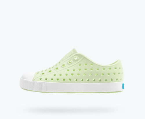 Jefferson - Cucumber Green/ Shell White