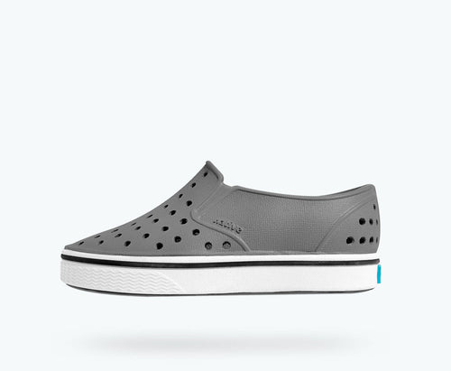 Miles - Dublin Grey/ Shell White