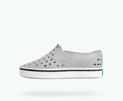 Miles - Pigeon Grey/ Shell White