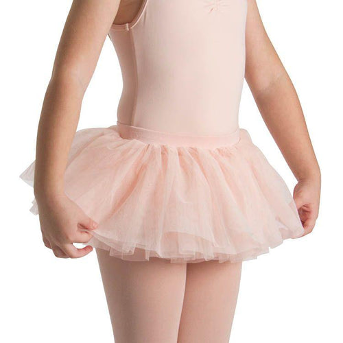 Hurley Layered Tutu Skirt - Light Pink