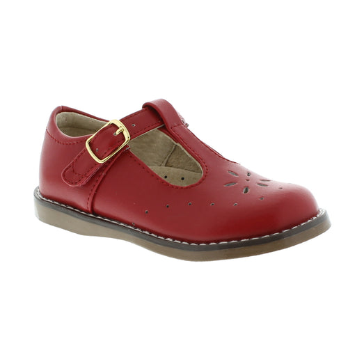 Sherry Dress Shoe - Apple Red