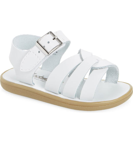 Wave Sandal - White