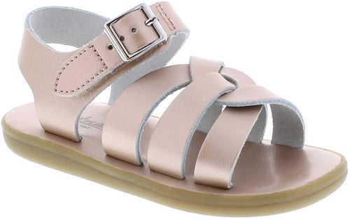 Wave Sandal - Rose Gold