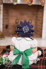 Load image into Gallery viewer, Beaufort Bonnet - Nantucket Navy Broadcloth