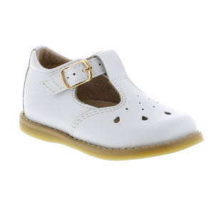 Harper Dress Shoe - White