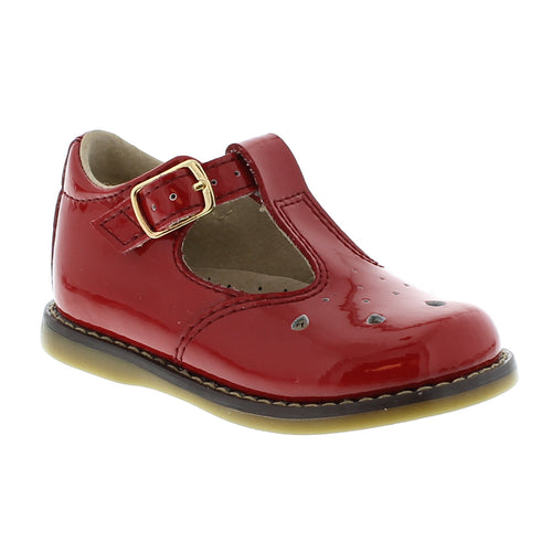 Harper Dress Shoe - Red Patent