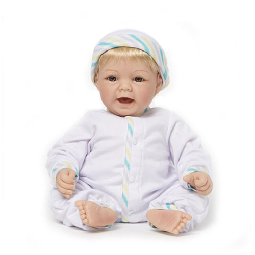 Newborn Nursery 76005 - Sweet Baby Blue Eyes/Blonde Hair/Lt Skin