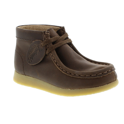 Wally Boot - Brown Oiled