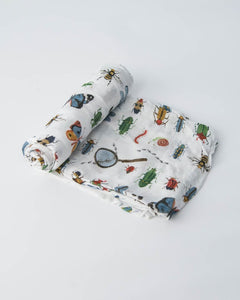 Deluxe Muslin Swaddle - MORE COLORS