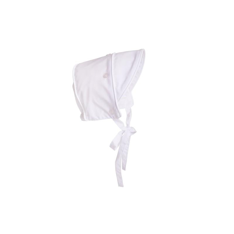Barringer Bonnet - Worth Avenue White