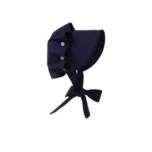 Beaufort Bonnet - Nantucket Navy Broadcloth