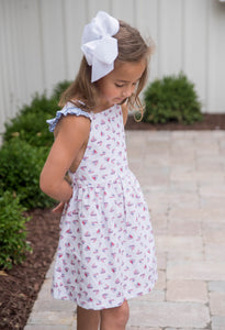 Finn Dress, Sailboat Collection
