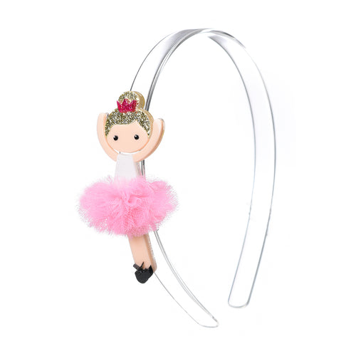 Ballerina Headband - Light Pink