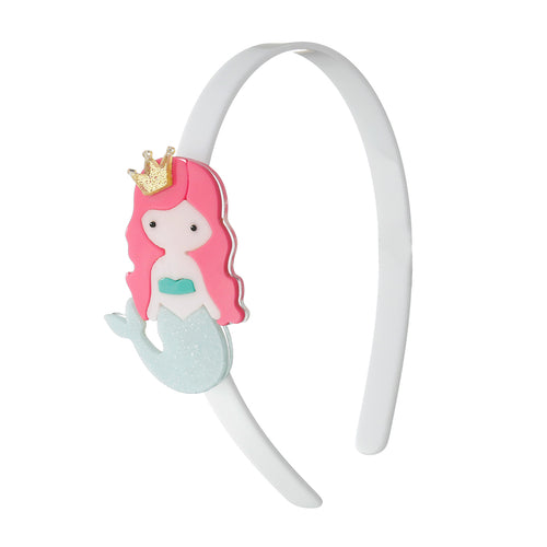 Mermaid Headband - Bubblegum