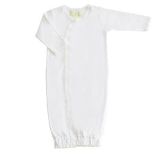 Load image into Gallery viewer, White Jersey Wrap Baby Sack