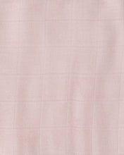 Load image into Gallery viewer, Deluxe Muslin Baby Quilt - Blush