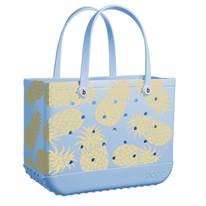 Bogg Large - Pineapple Print