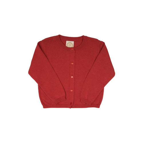 Cambridge Cardigan (Unisex) - Richmond Red