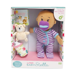 Wee Baby Stella Beige Sleepy Time Scents Set