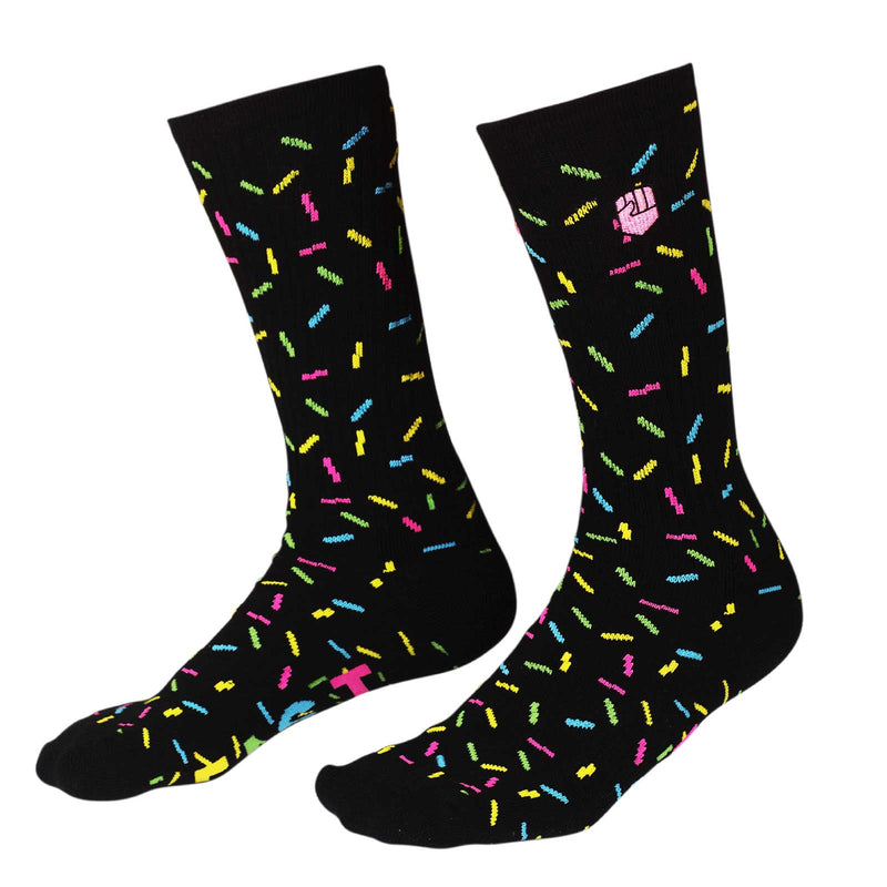 Sprinkles Crew Sock