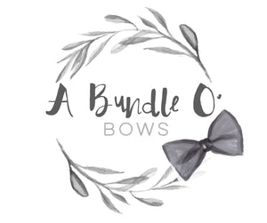 A Bundle O' Bows