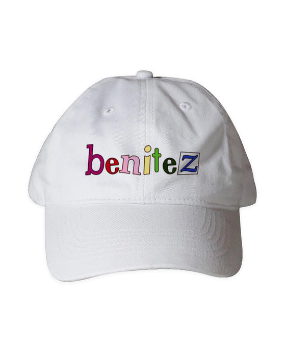 Benitez Embroidered Hat