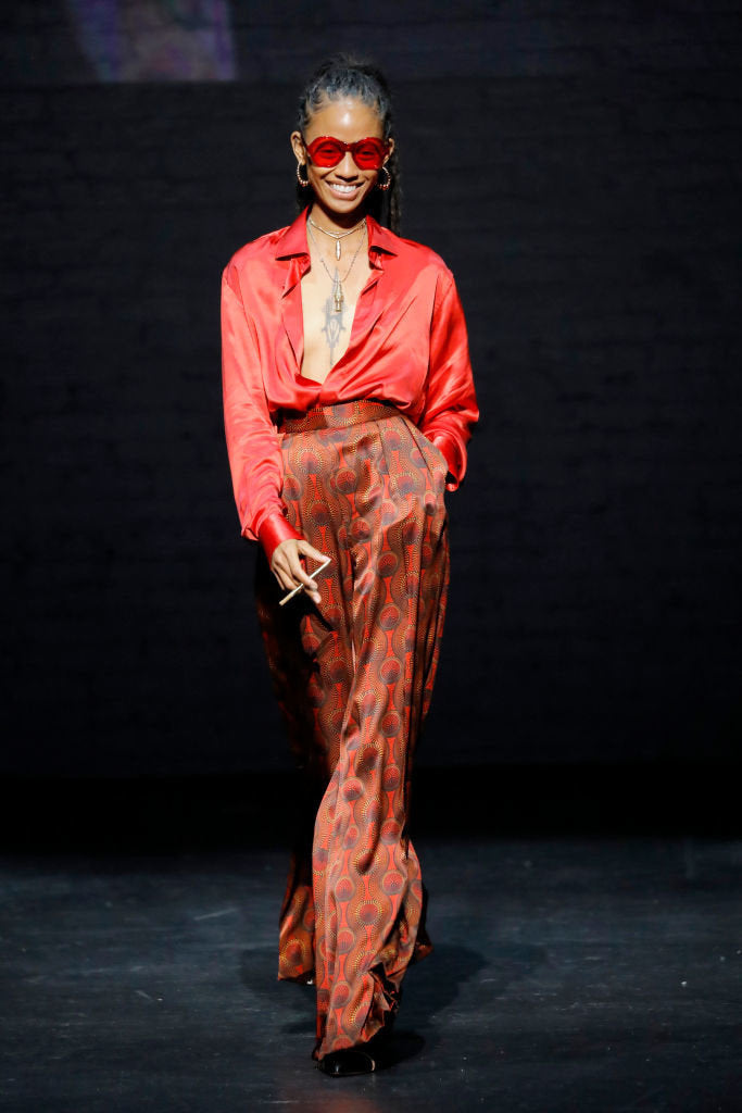 Ozwald Boateng Debuts New Women's Line