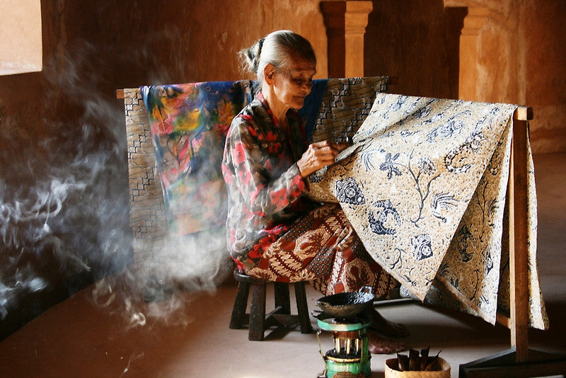 The History of African Wax Prints