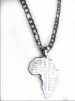 Large Africa Necklace