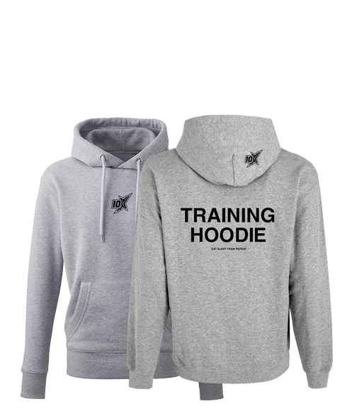 10X ATHLETIC CHUNKY TRAINING HOODIE