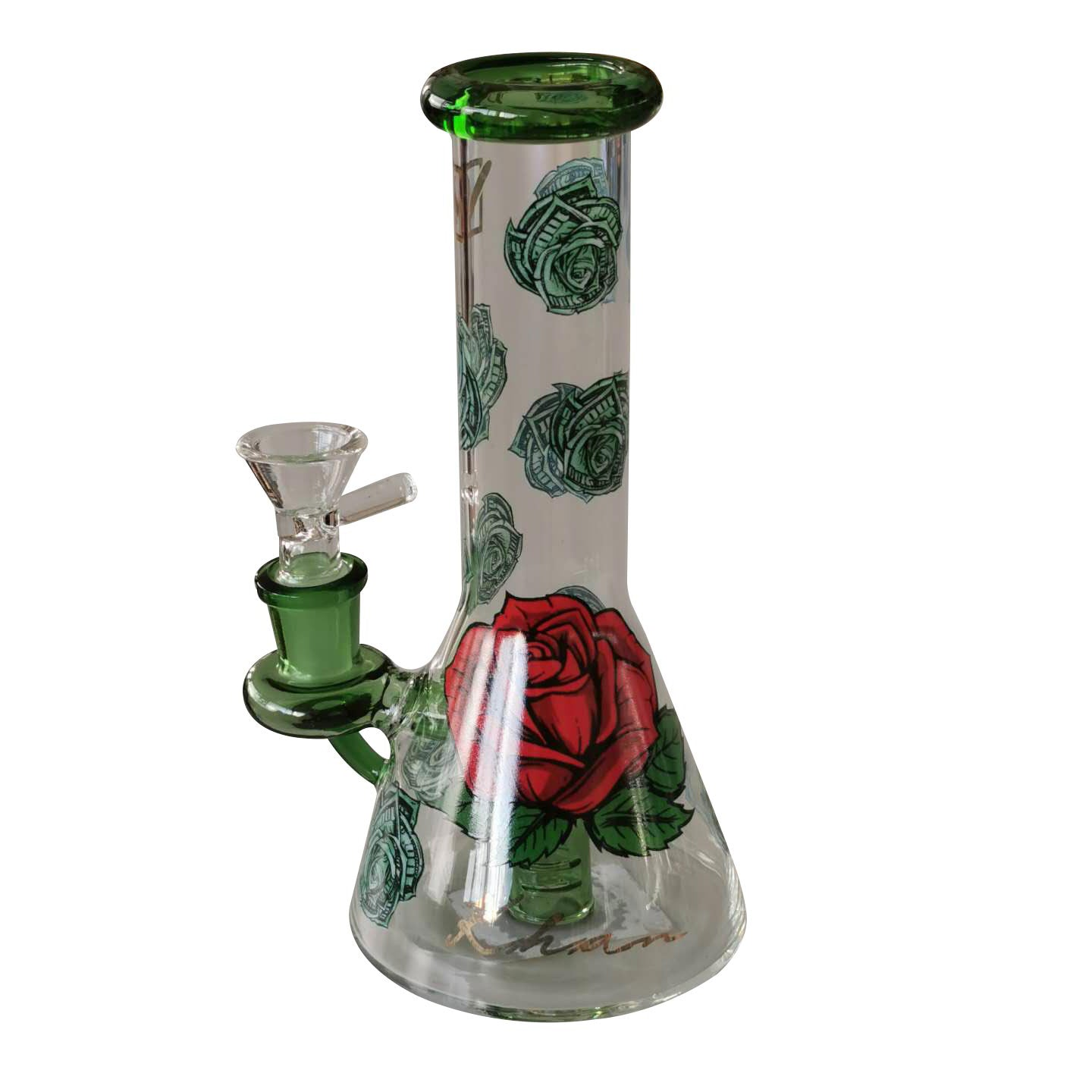 Dollar Rose Khan Waterpipe