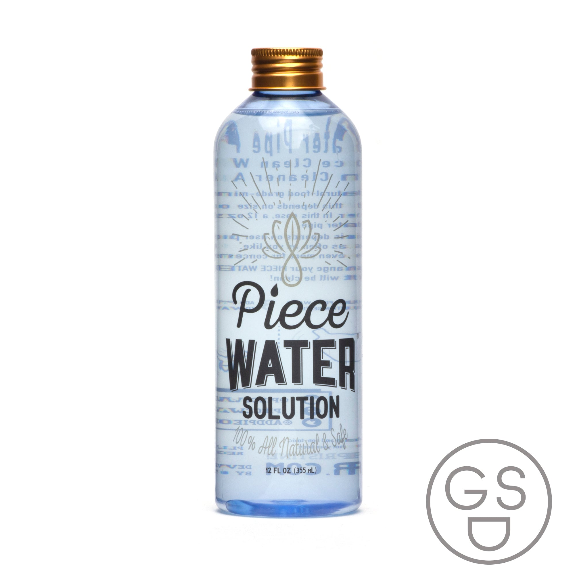Piece Water Solution - 355ml