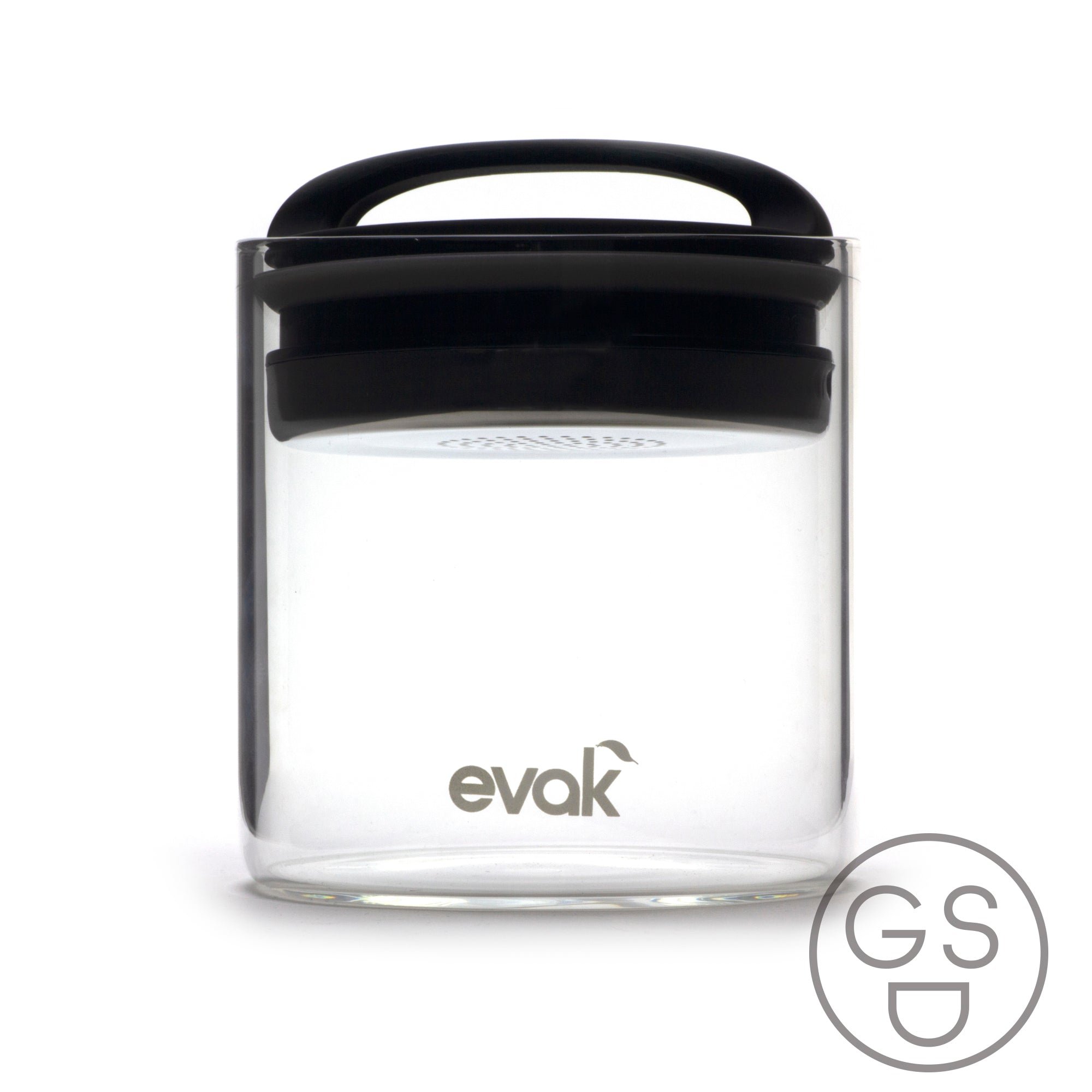 Prepara Evak Compact 16oz Glass Jar