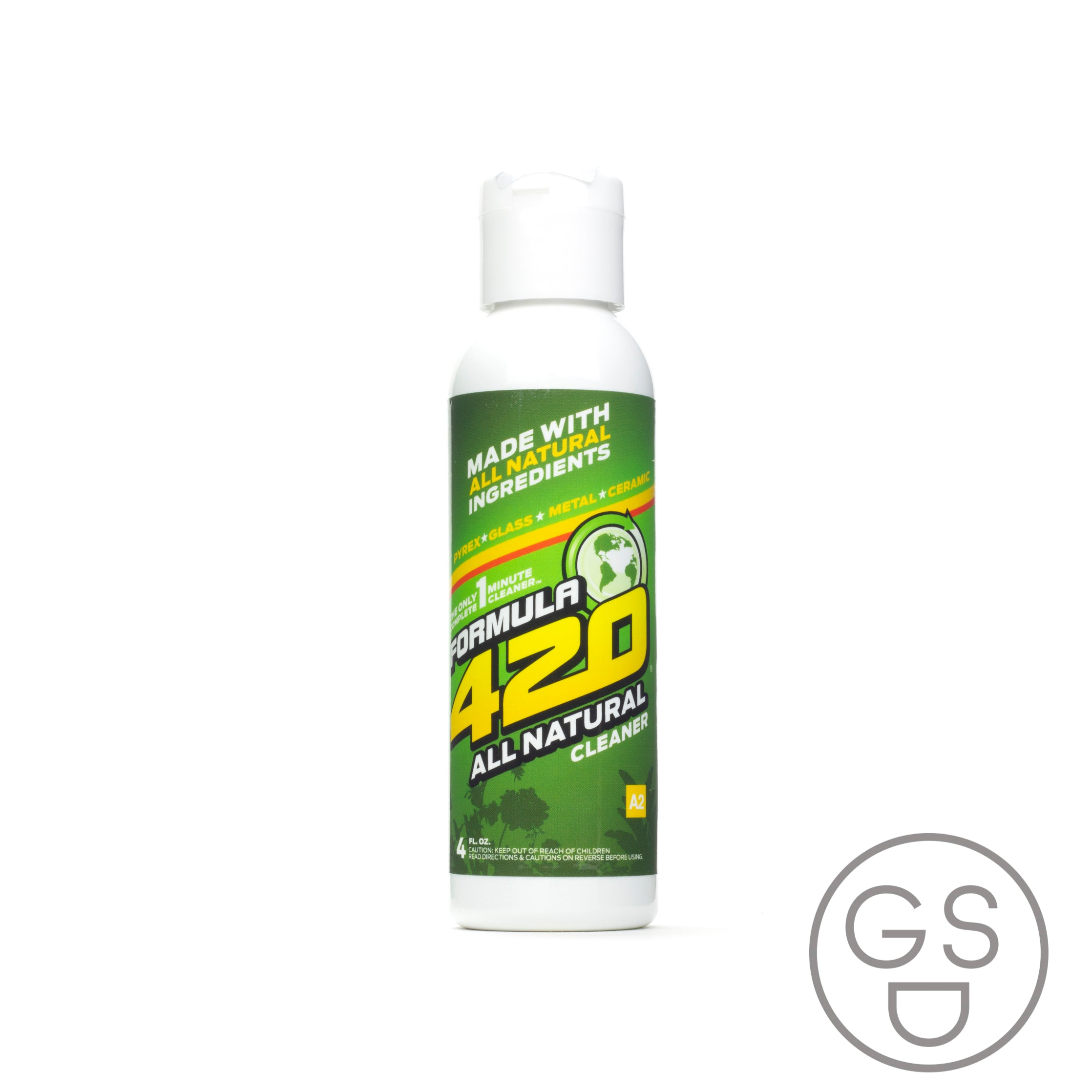 F-420 All Natural Cleaner - 4oz/118ml