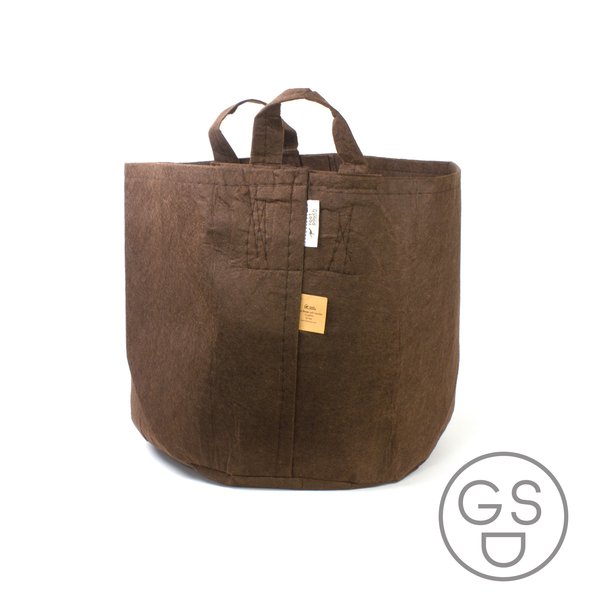 Root Pouch - Boxer Brown - 56L/378L