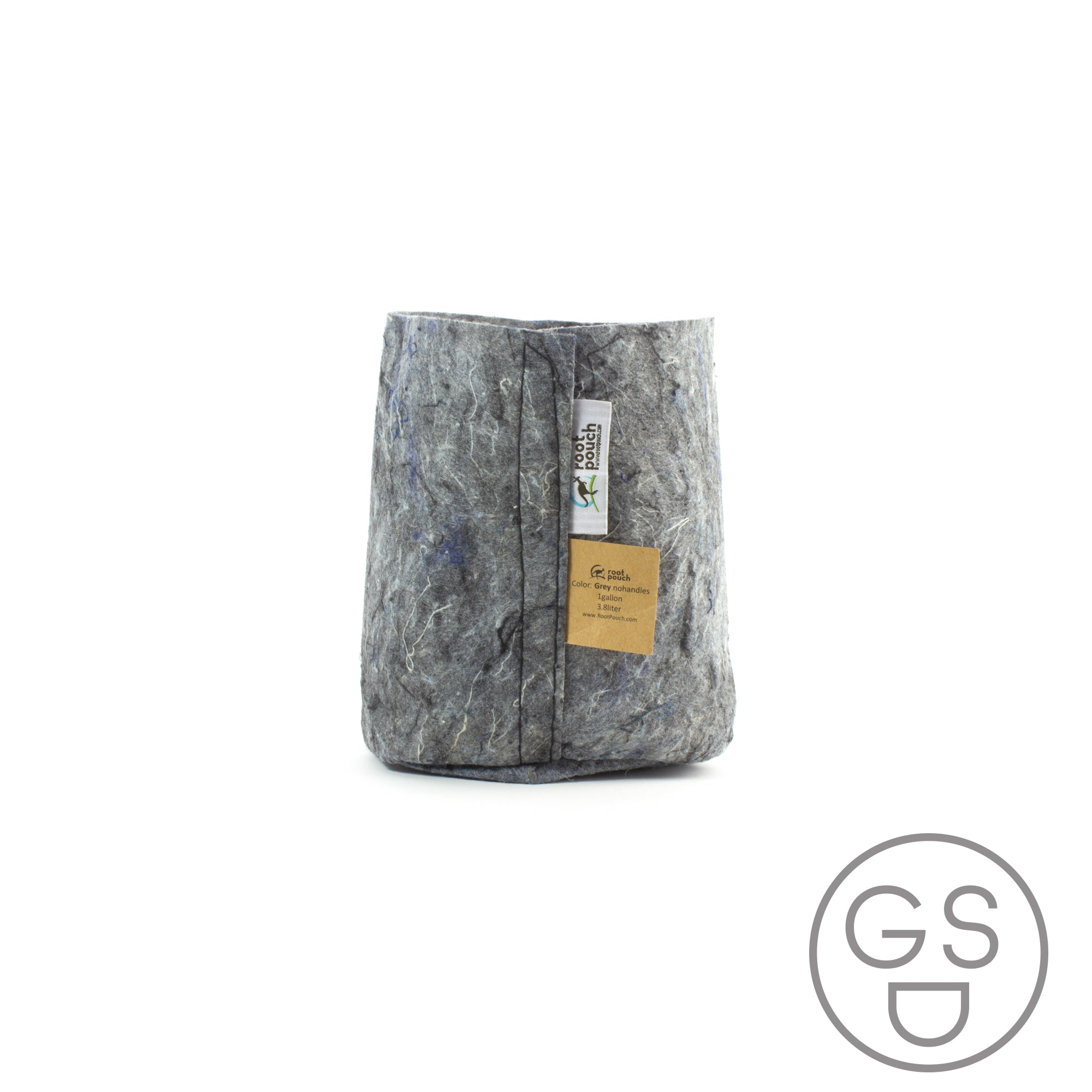 Root Pouch - Grey - 3.8L-22L