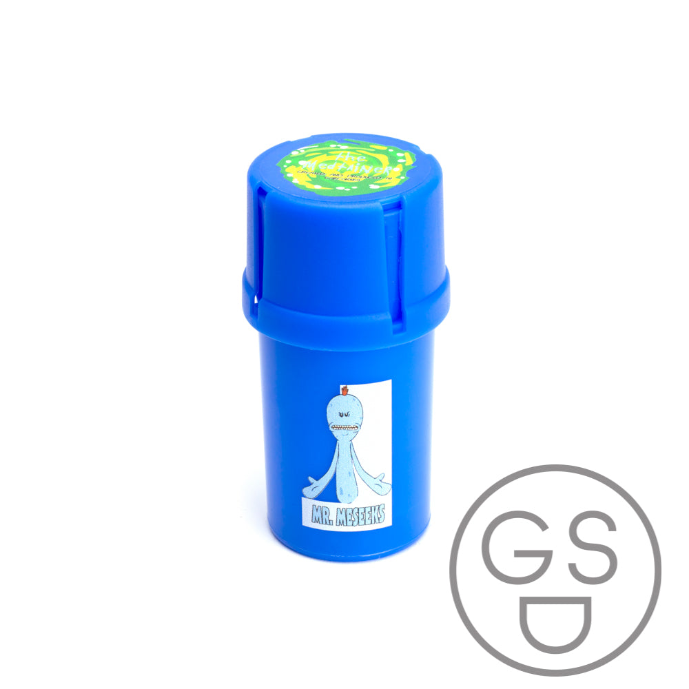 MedTainer - Rick & Morty Edition