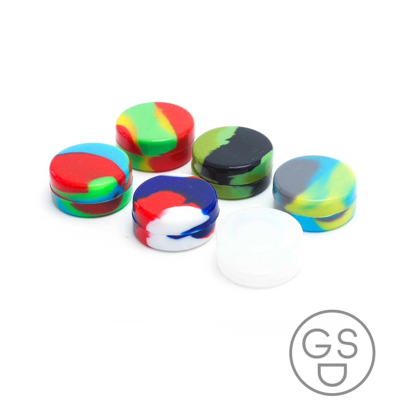 Silicone Wax Container (3ml or 5ml)
