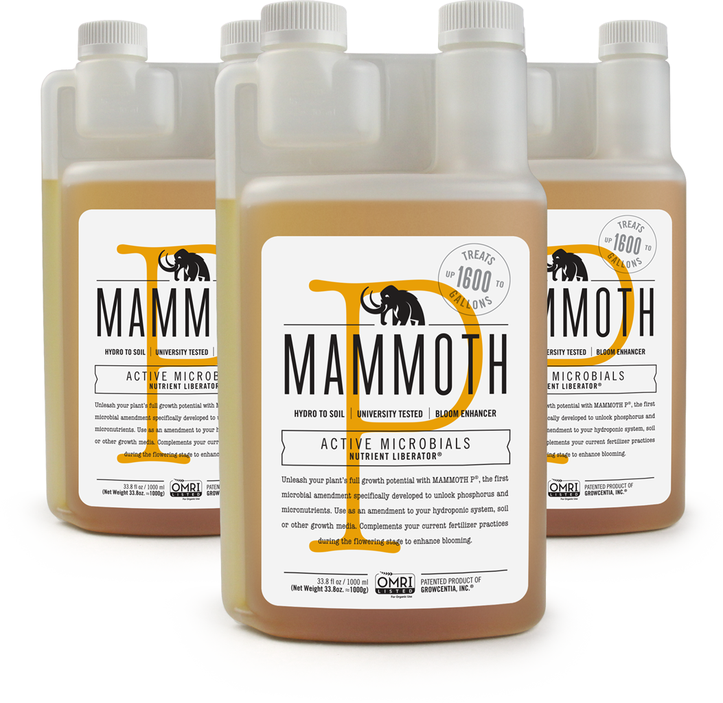 Mammoth P - Microbial Inoculant